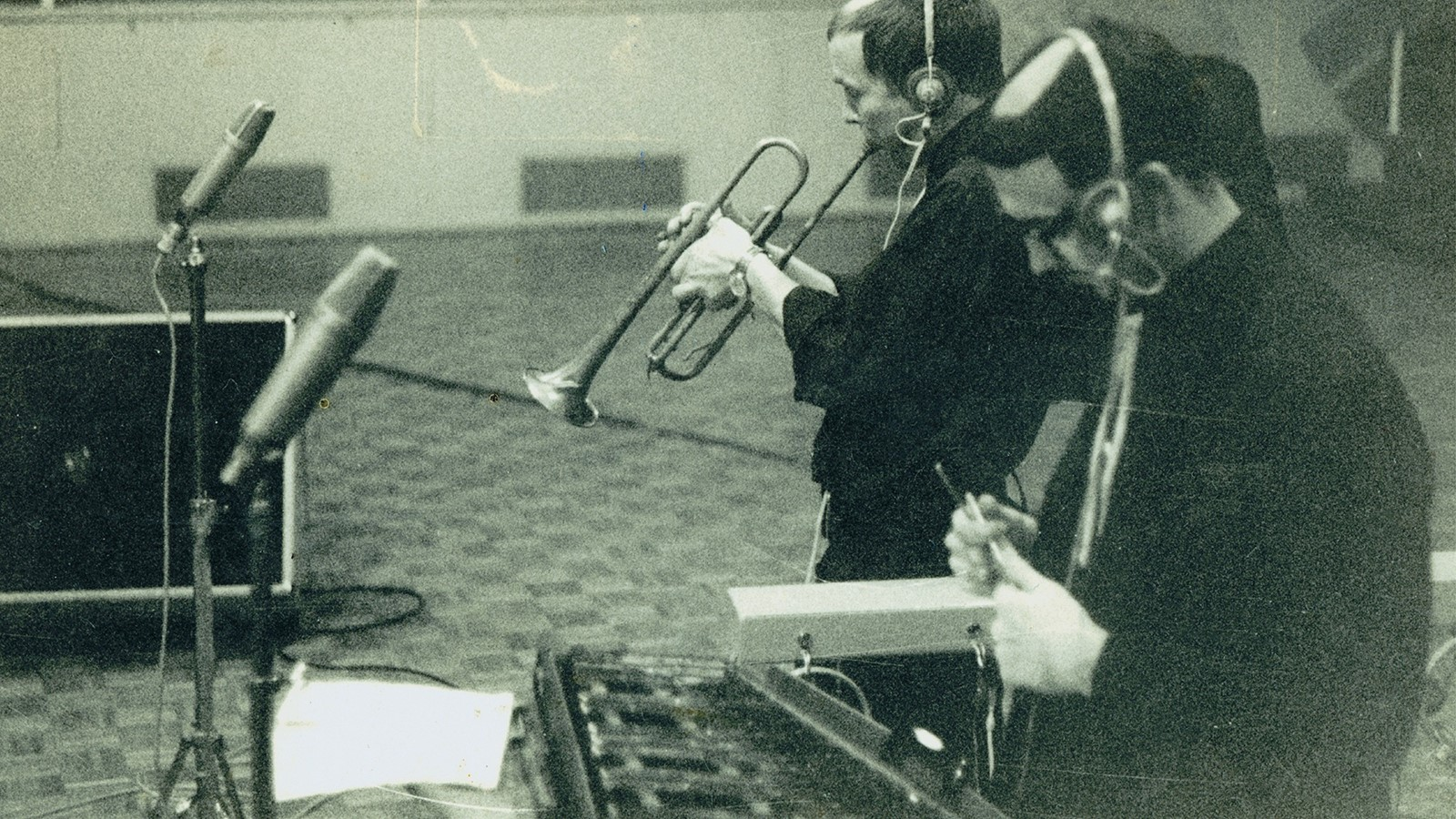 The Monks recording Black Monk Time, 1966