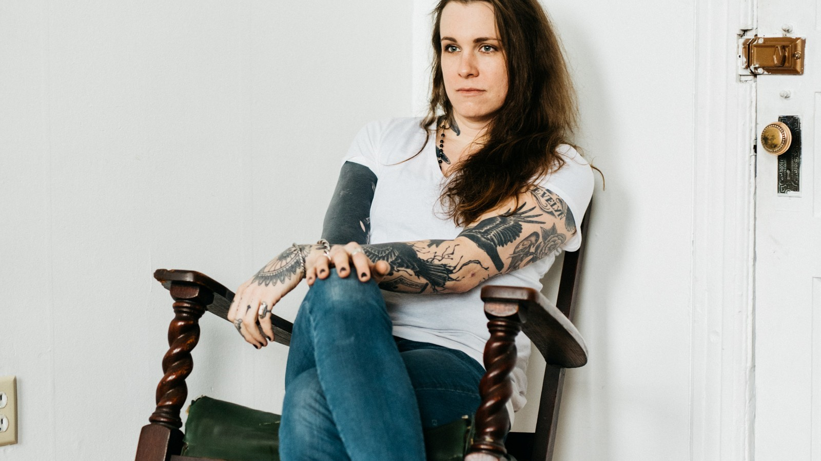 Laura Jane Grace Against Me!