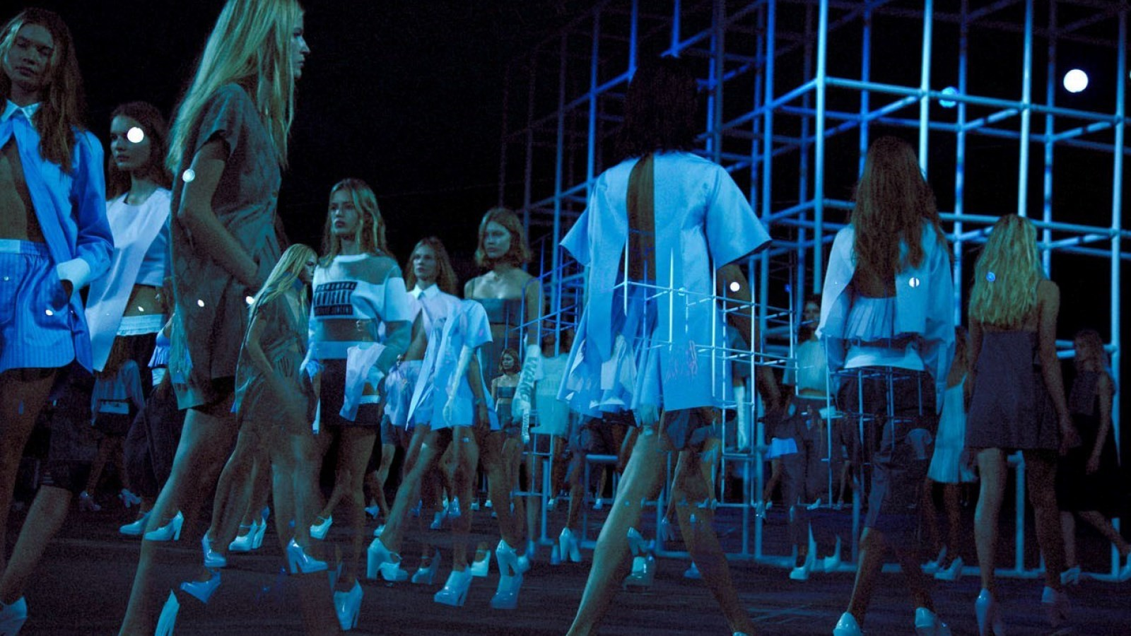 SS14 Alexander Wang how to make it in fashion
