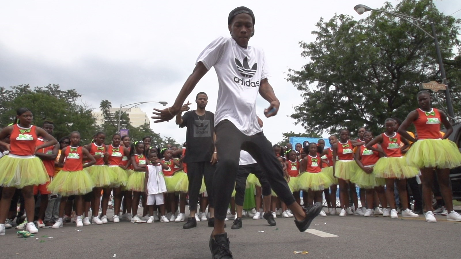 The Chicago footwork dancers at the dawn of a new era