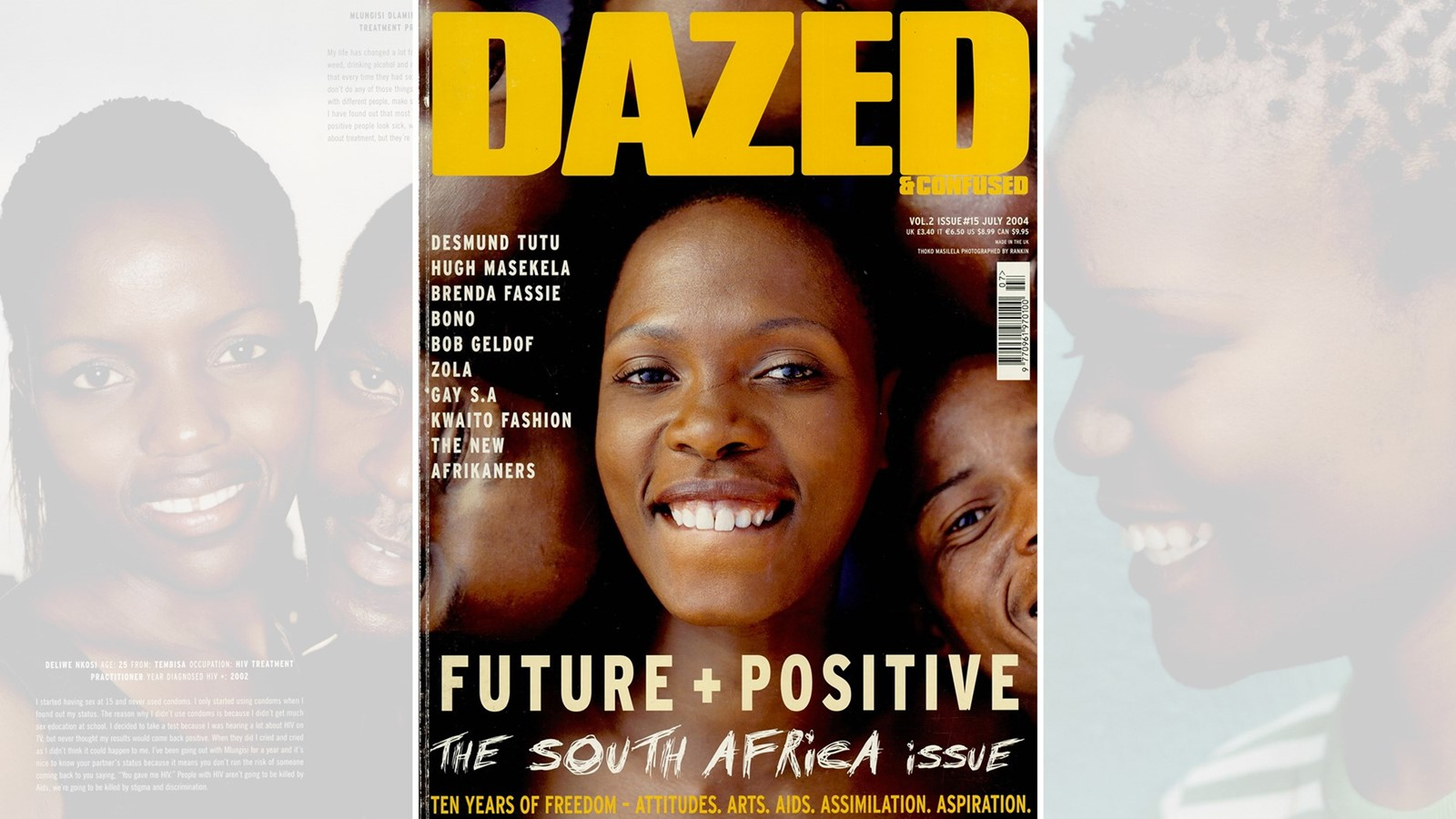 July 2004, The South Africa Issue