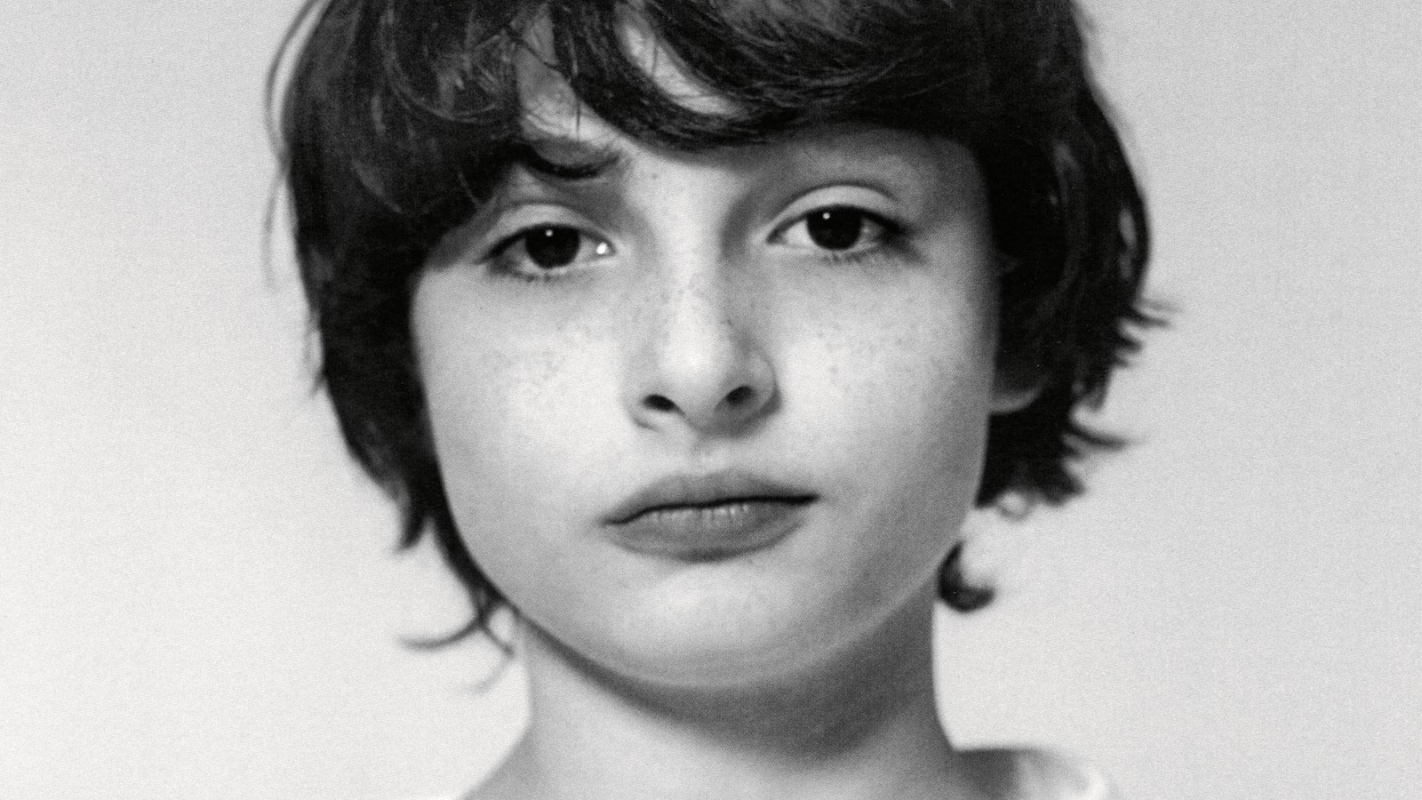 Finn Wolfhard Collier Schorr Robbie Spencer Dazed 2016