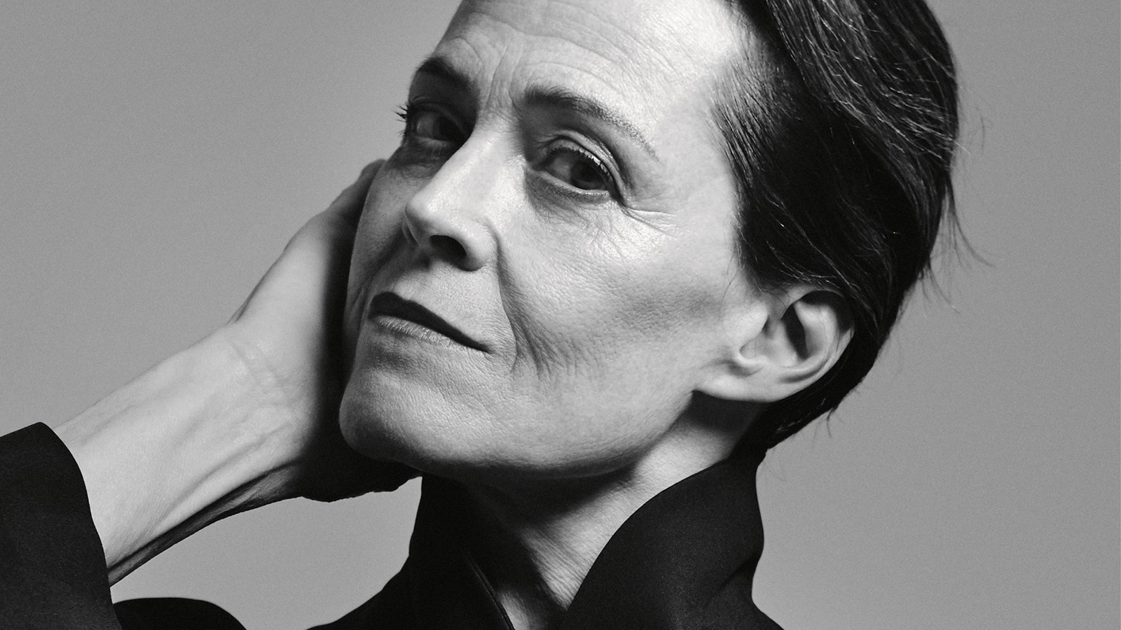 Sigourney Weaver Vanina Sorrenti Dazed Confused 2016