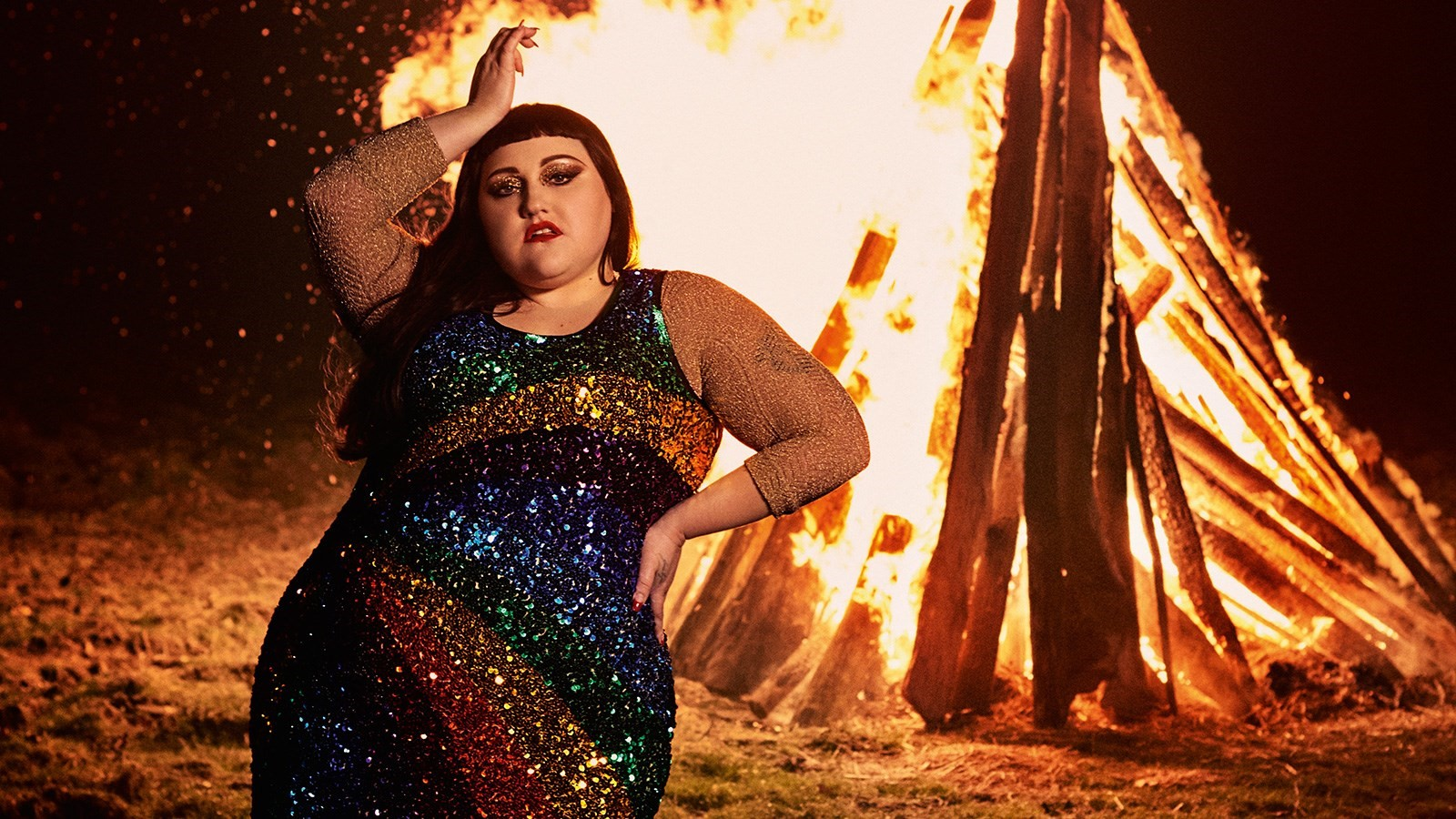 Beth Ditto Nude Photos 45