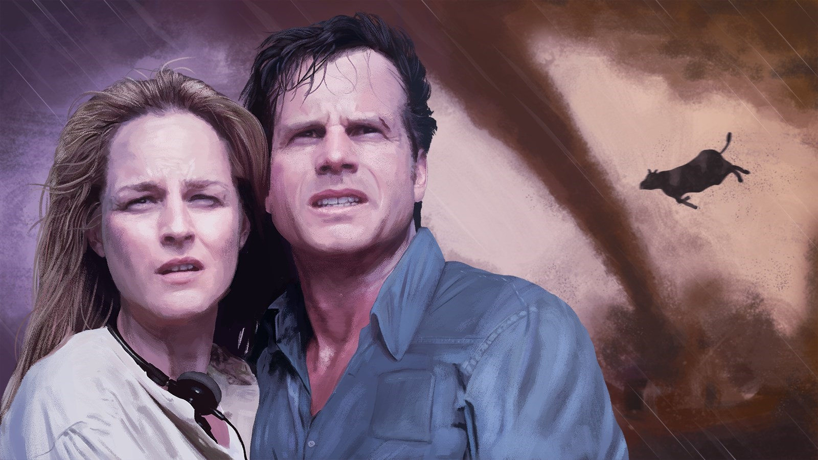 Why I Love The Solidly Mediocre Disaster Movie Twister Dazed