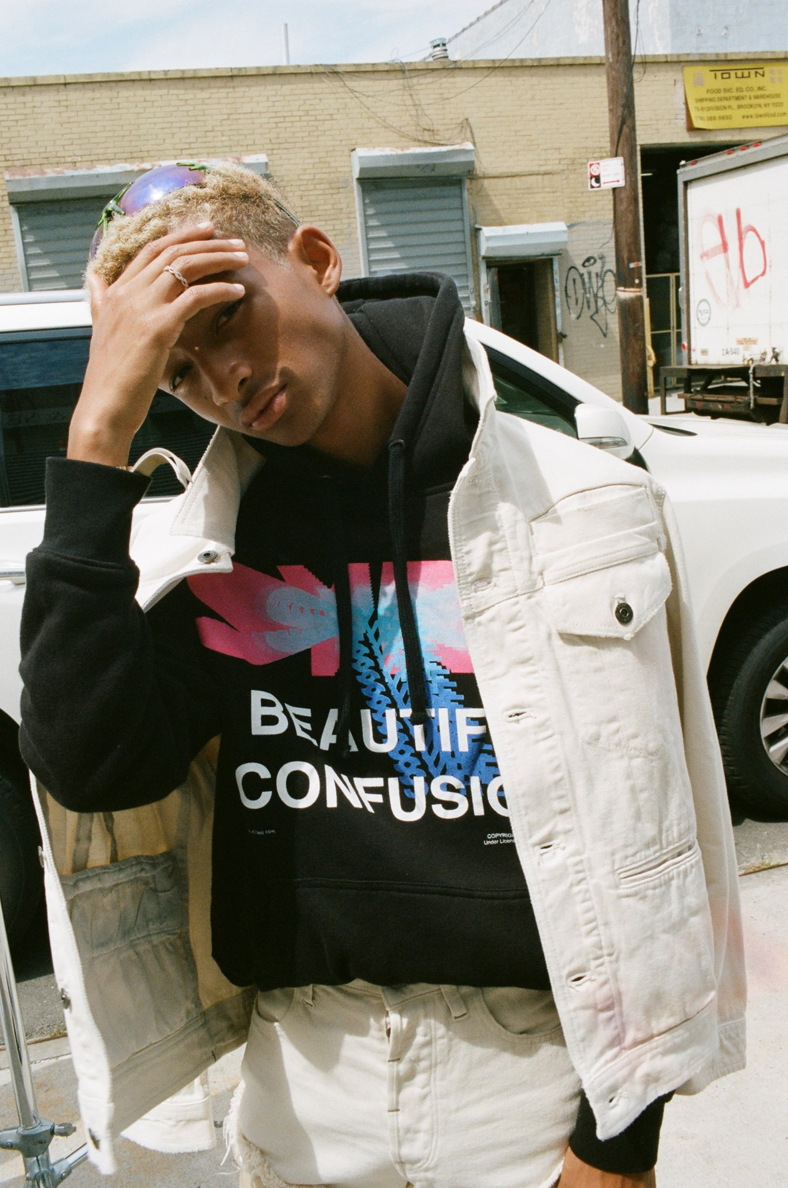 Jaden Smith — autumn/winter 2018