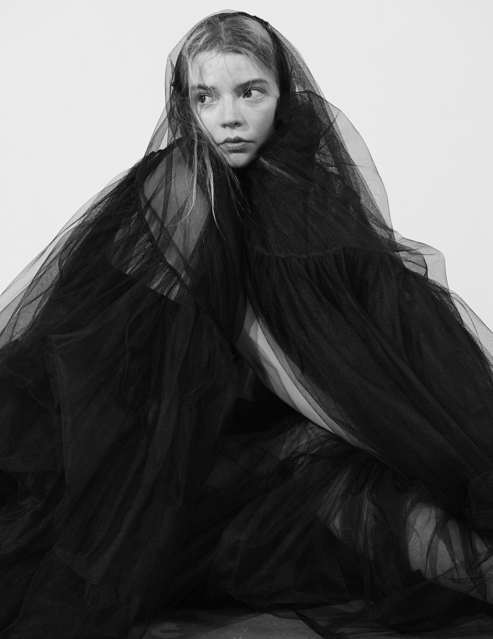 Anya Taylor-Joy — winter 2018