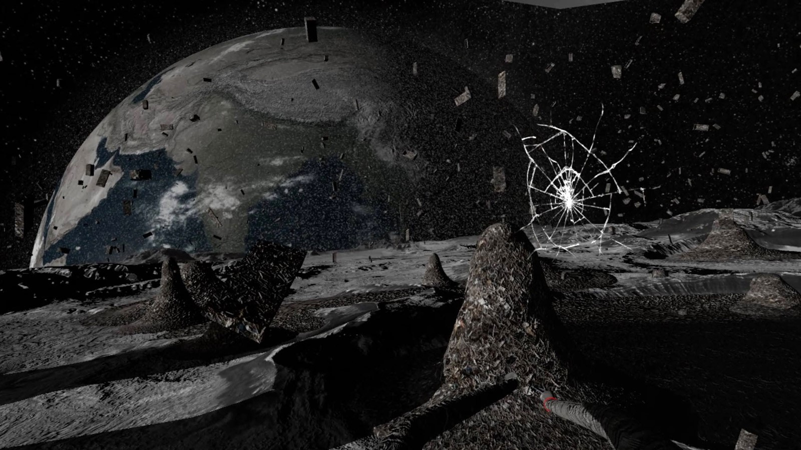 Laurie Anderson and Hsin-Chien Huang's To The Moon