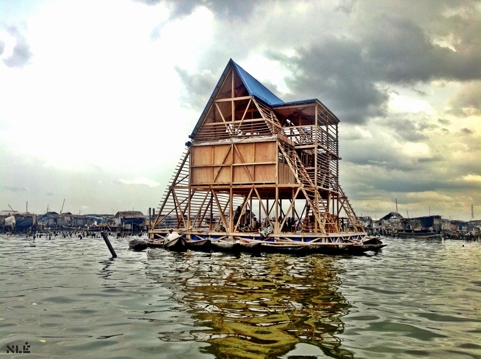 Makoko Floating School, Lagos, Nigeria