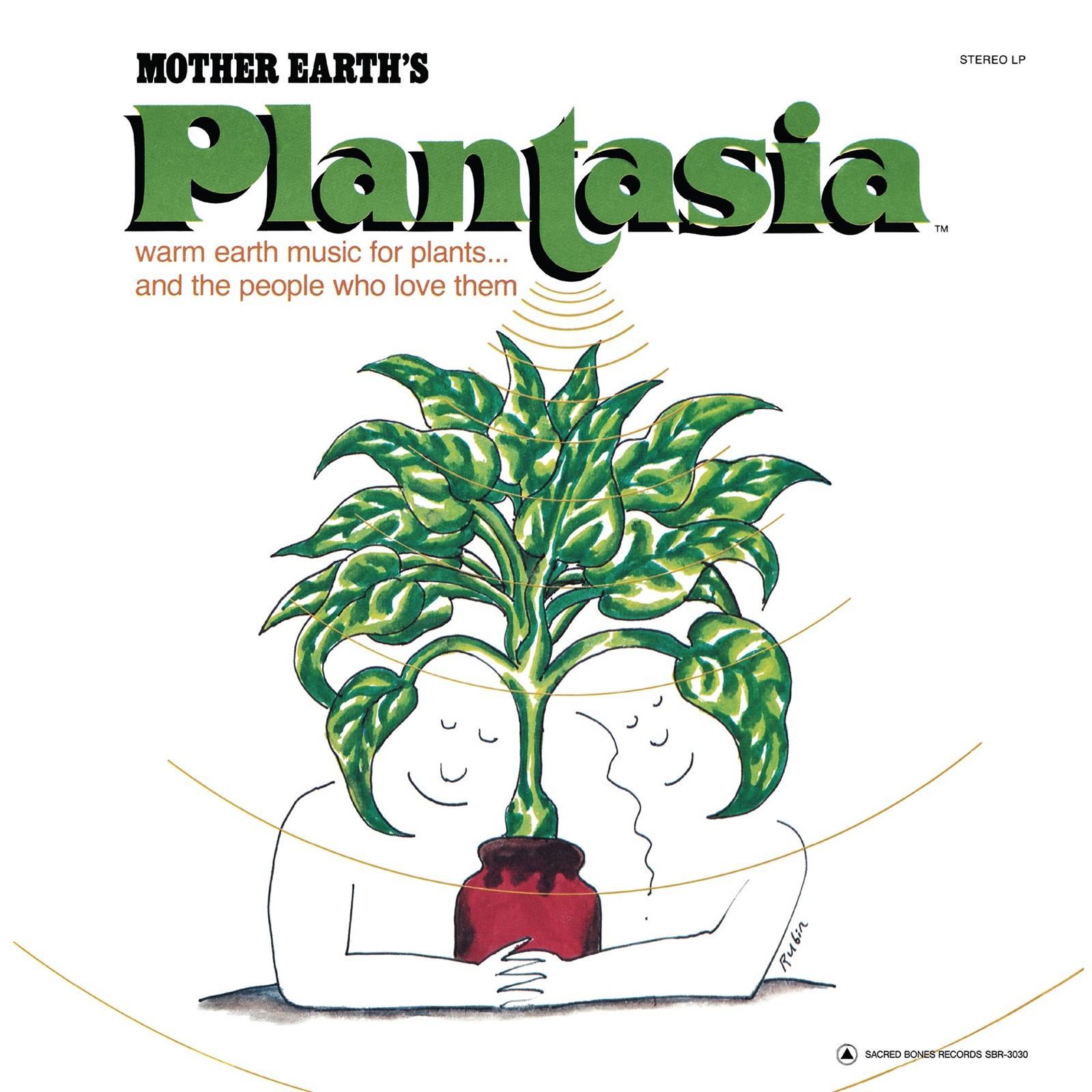 Mort Garson, Mother Earth's Plantasia