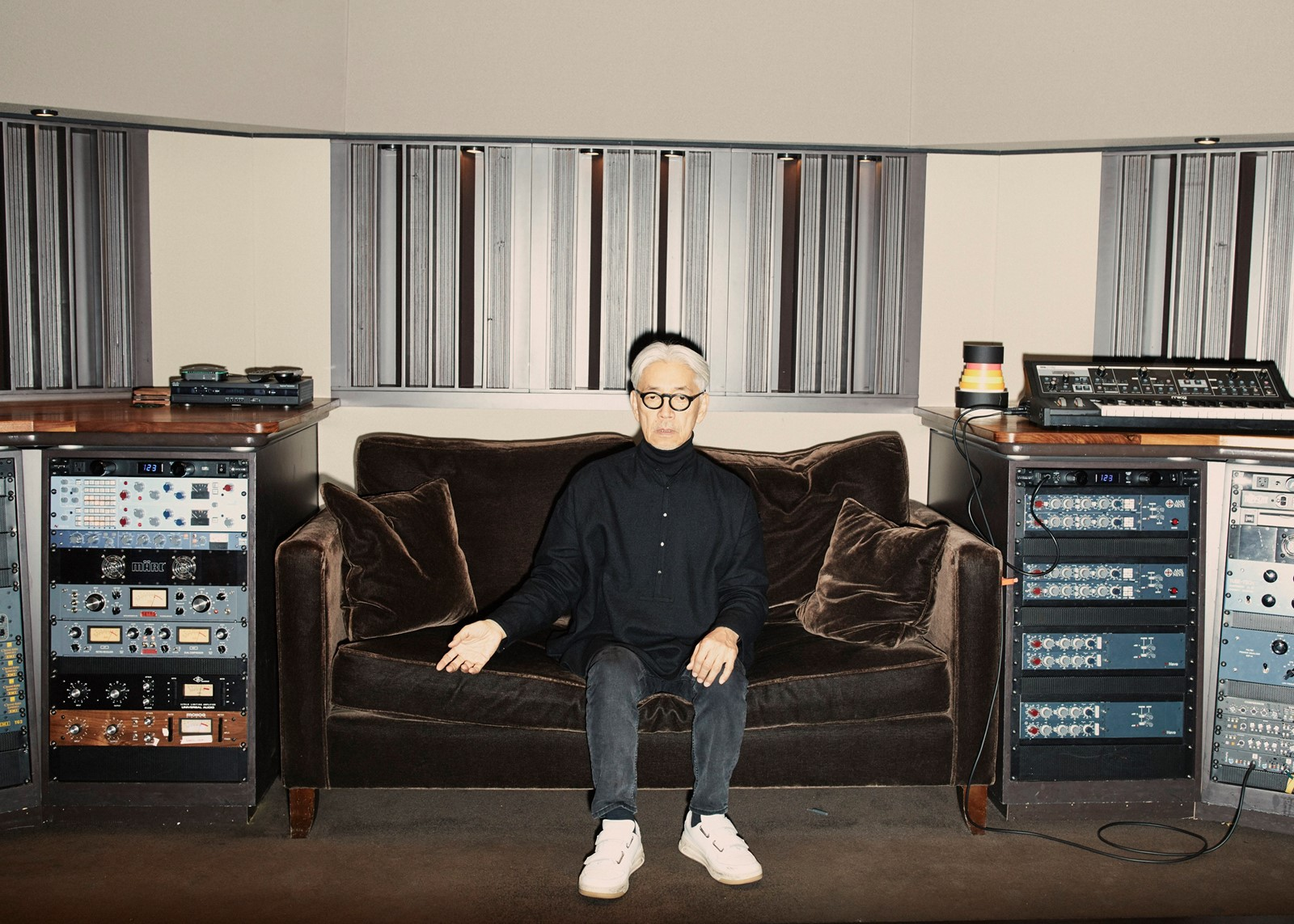 Ryuichi Sakamoto wants to forget the past and feel the