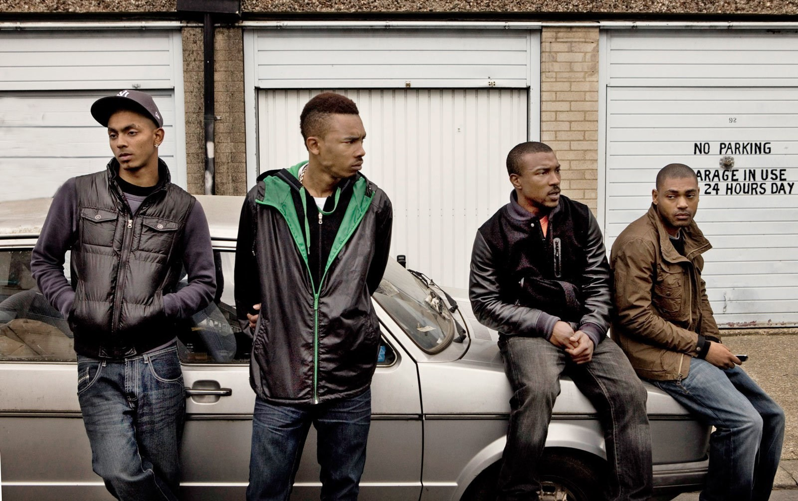 Top Boy cast