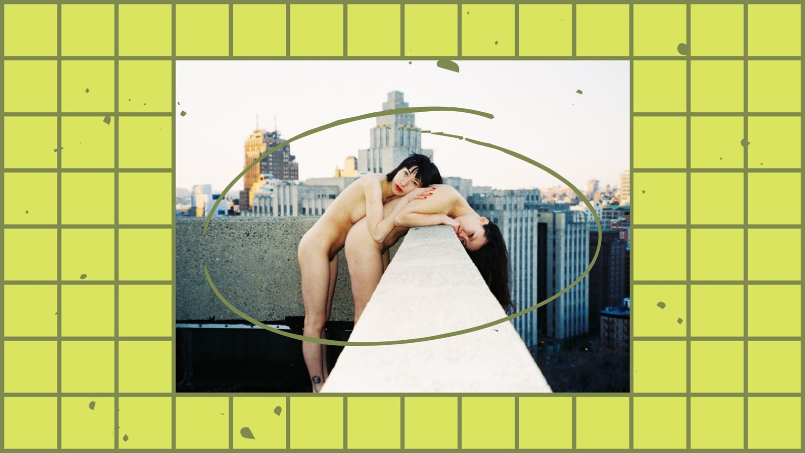 Ren Hang The End of the Decade