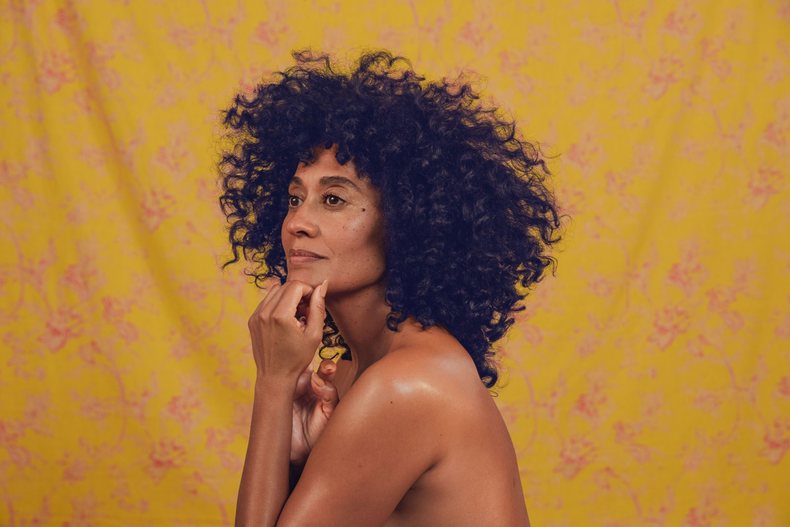 'I put beer in my hair' – Tracee Ellis Ross on going from hair woes to wins