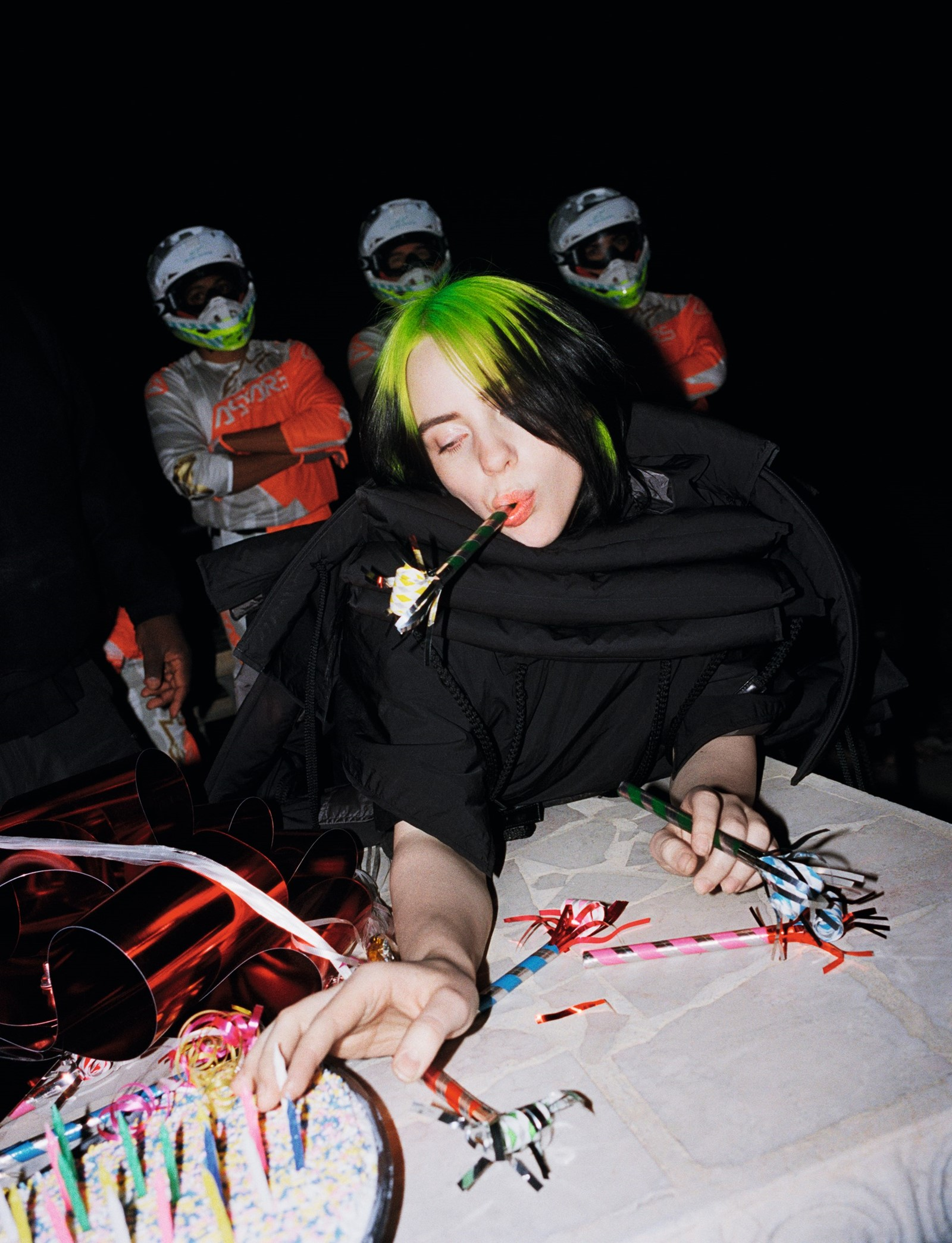 Billie Eilish Hits Accelerate Dazed