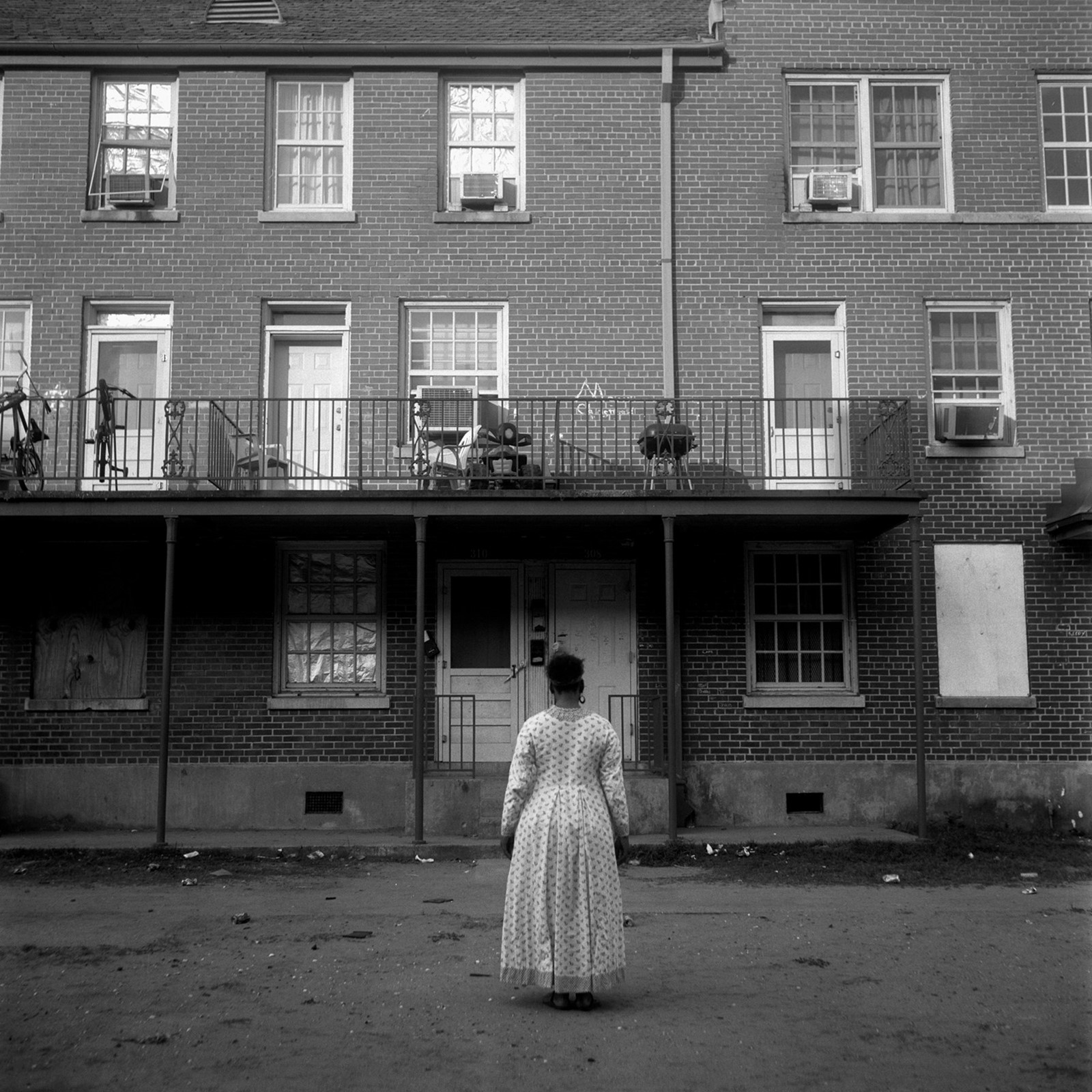 Carrie Mae Weems, In The Abyss