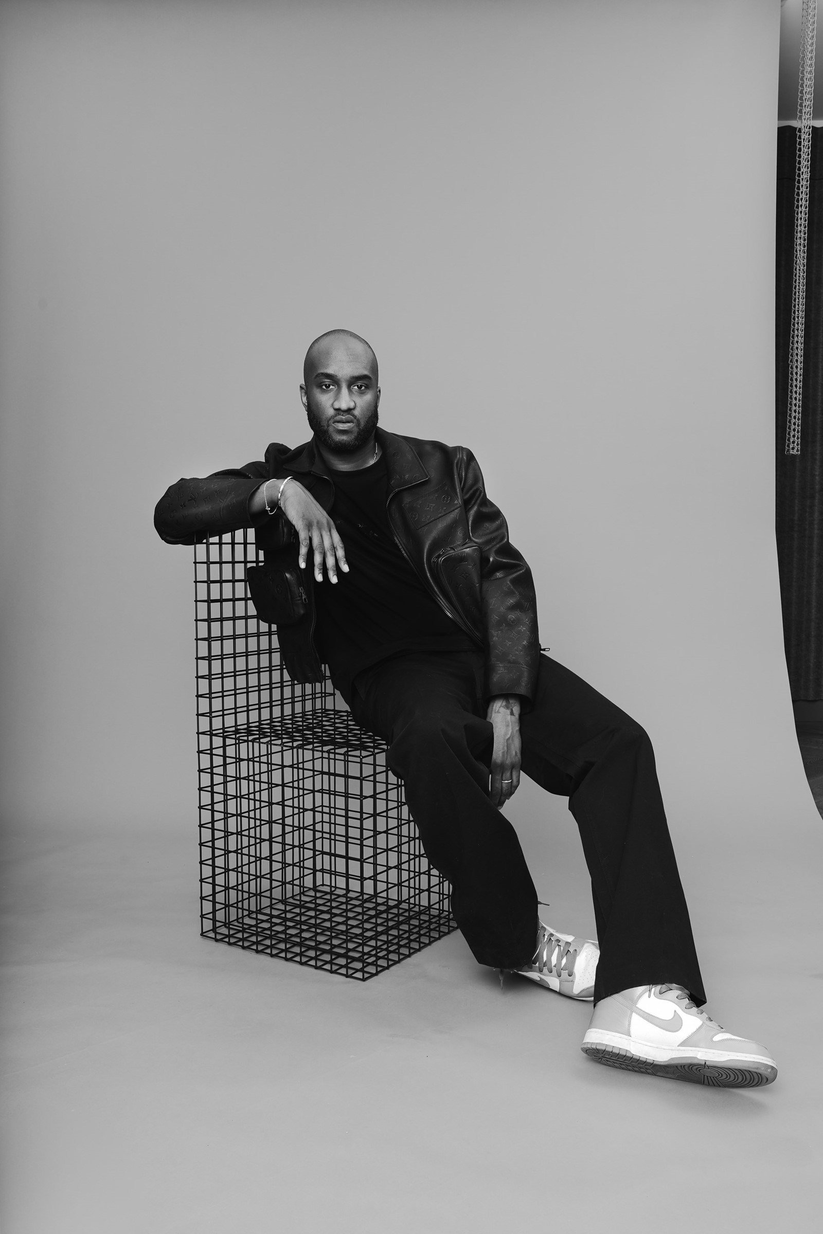 Virgil Abloh gets a seat at the table