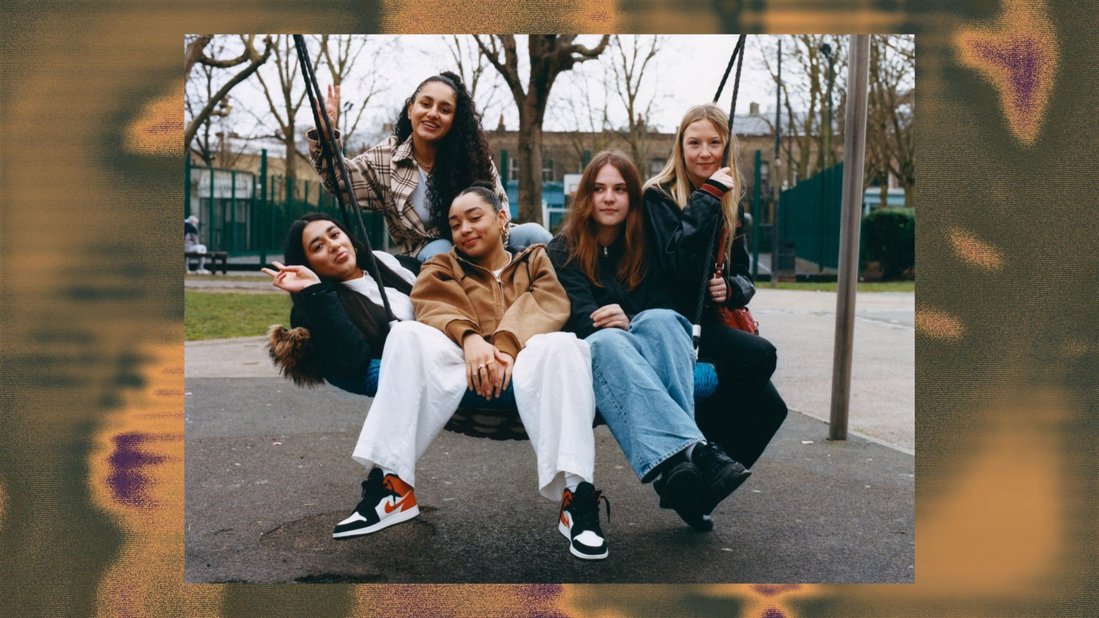 How do London's teenage girls see the future of the city?