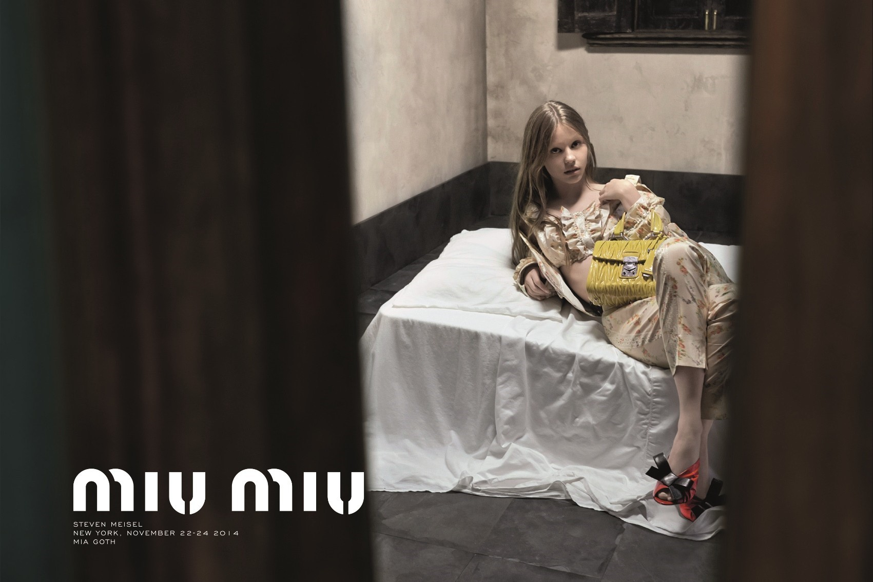 Image result for Miu Miu, 2015 campaign