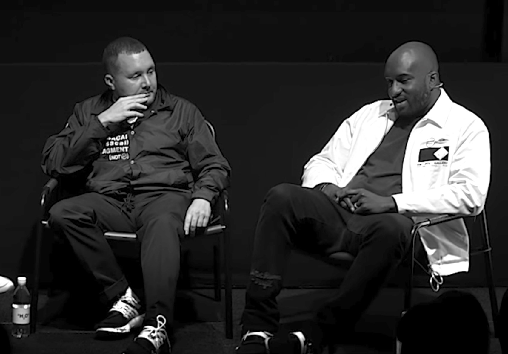 3454561e8315 The best wisdom from Kim Jones and Virgil Abloh