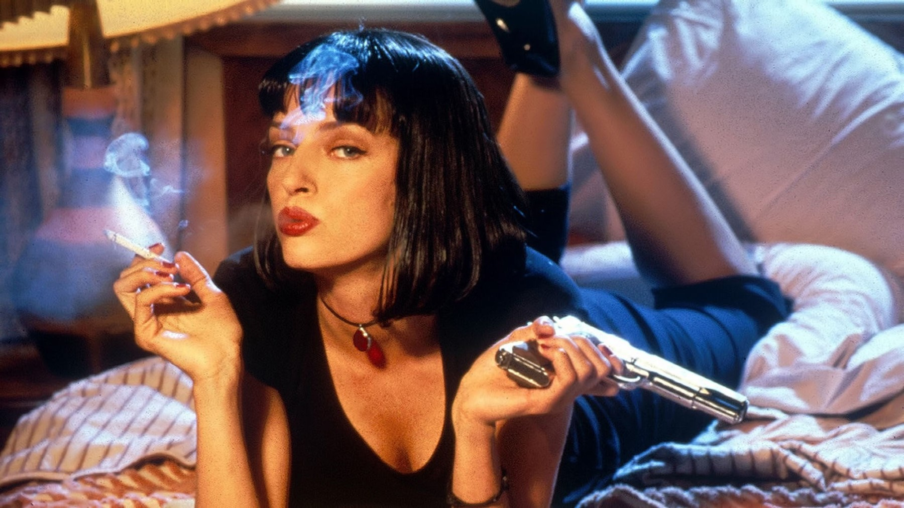 Six Things You Never Knew About The Clothes In Pulp Fiction Dazed