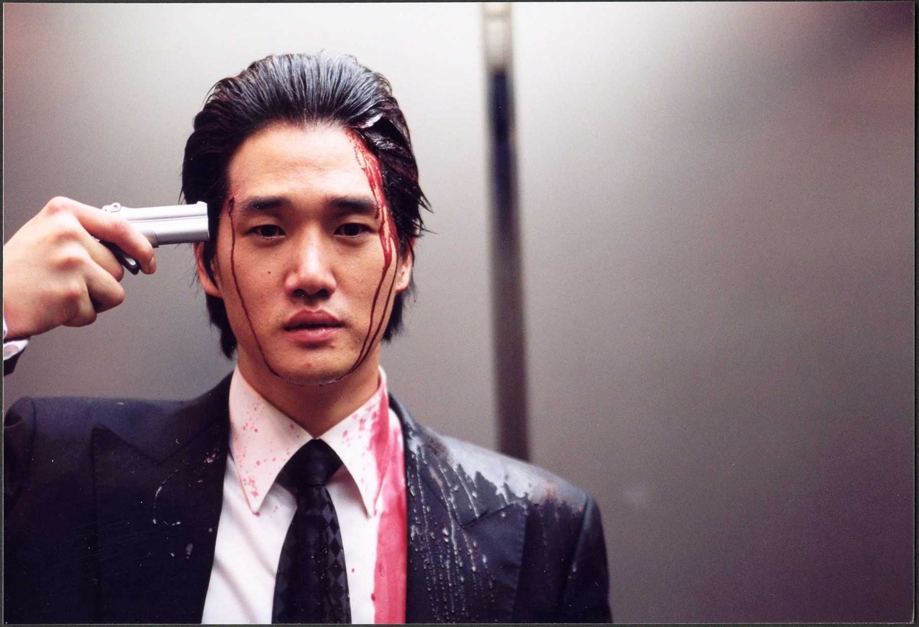 The Story Of The Fashion In Neo Noir Cult Classic Oldboy Dazed