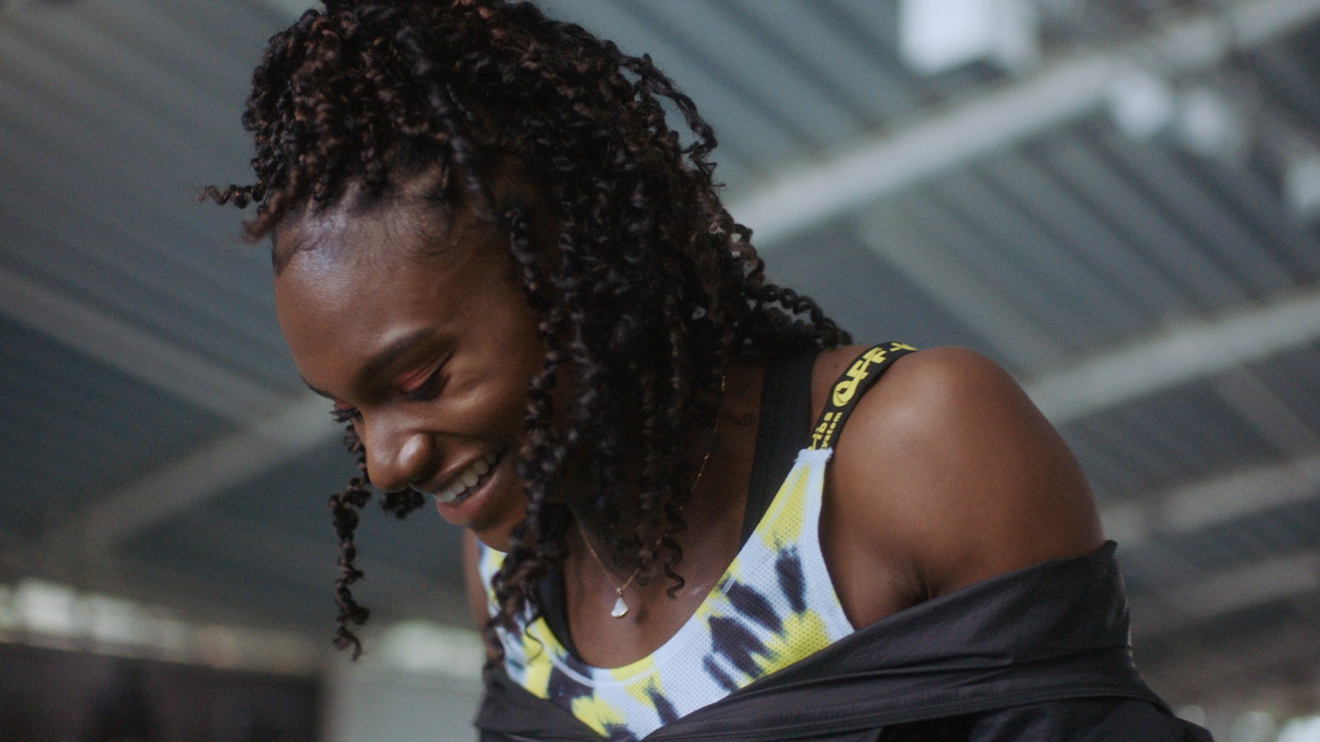 Miraculous Champion Sprinter Dina Asher Smith Teams Up With Nike And Virgil Schematic Wiring Diagrams Phreekkolirunnerswayorg
