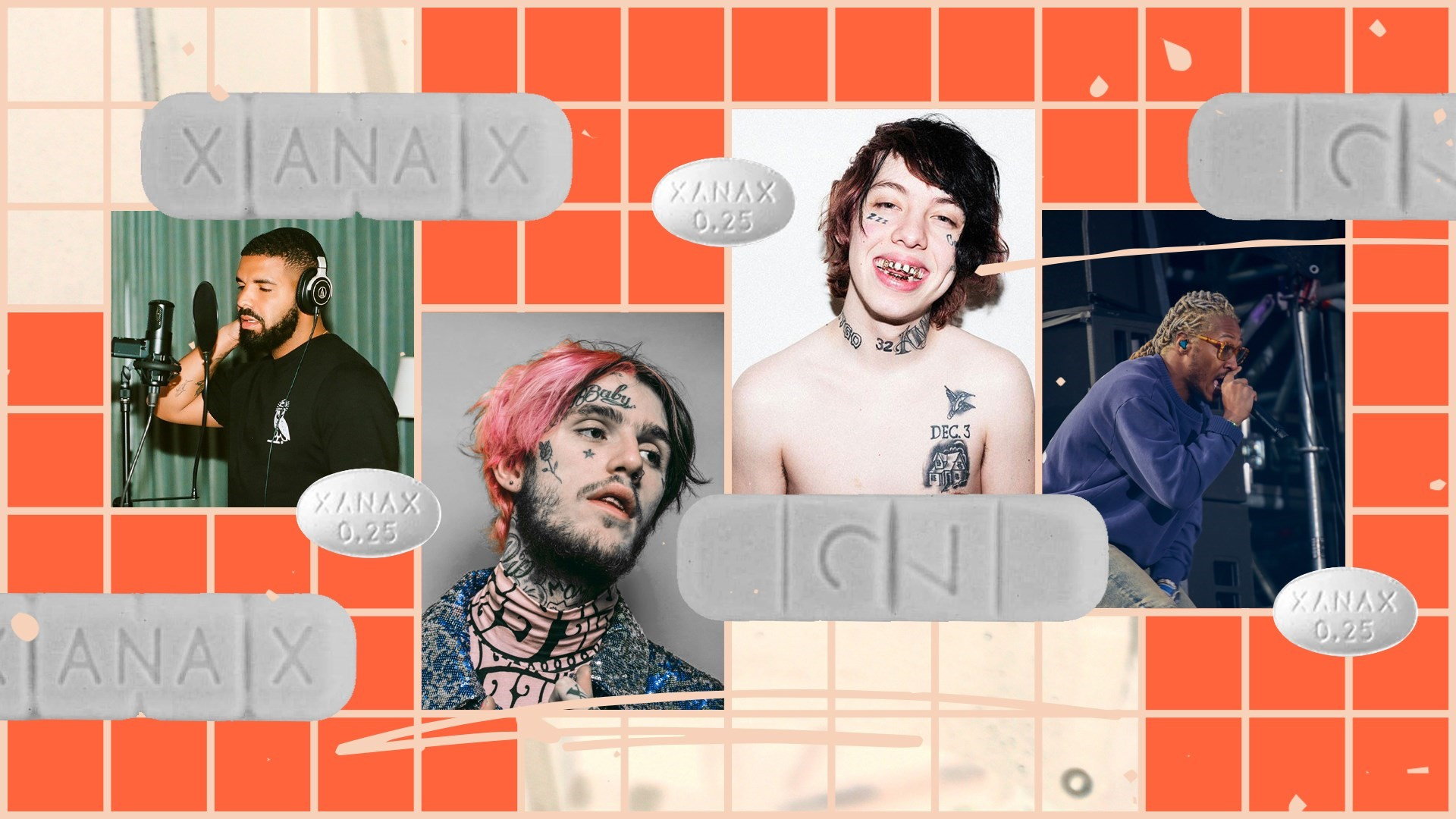 Xanax The Drug That Defined The Decade And Changed Rap Dazed