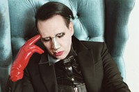 Marilyn Manson by Jeff Henrikson 5