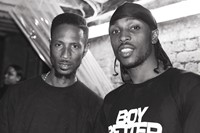 D Double E and JME 2