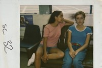 Polaroids from on set of Larry Clark's Kids 1995 Unseen 1