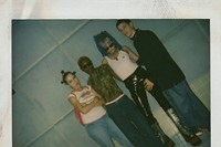 Polaroids from on set of Larry Clark's Kids 1995 Unseen 5