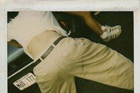 Polaroids from on set of Larry Clark's Kids 1995 Unseen 7