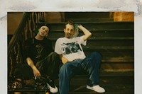 Polaroids from on set of Larry Clark's Kids 1995 Unseen 8