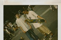 Polaroids from on set of Larry Clark's Kids 1995 Unseen 11