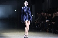 Anthony Vaccarello Womenswear A/W12. Photography b