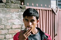 smoking boy 21