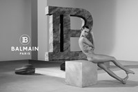 balmain cara delevingne olivier rousteing campaign ss19 1