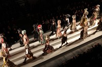 Fashion in Motion: KENZO © V&A Images 2