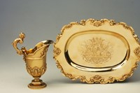 Ewer and Basin, Pierre Platel, 1701/02 1