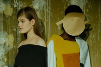 Jacquemus AW15 Dazed backstage Womenswear childhood 1