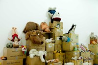 "Song Dong ""Waste Not"", The Curve, 15 Feb – 12 June 0"