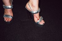 Vanessa A's feet after Proenza Schouler