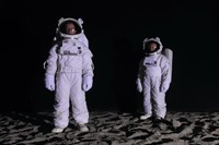 John Wood and Paul Harrison 'Bored Astronauts on t 4
