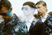 Kenzo SS15 Mens collections, Dazed 8