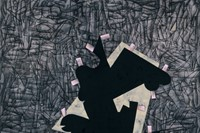 "Charline von Heyl - ""Regretsy"", 2009, Acrylic, oil 2"