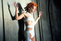 Leeloo cult female character style comic con 5