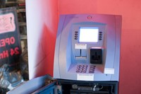 Lusty Lady Empty ATM 8