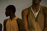 Backstage Telfar SS15 Telfar Clemens Dazed Digital 1