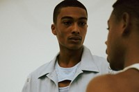 Backstage Telfar SS15 Telfar Clemens Dazed Digital 2